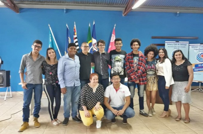 Concurso de Oratória do Rotaract Club revelou vencedores